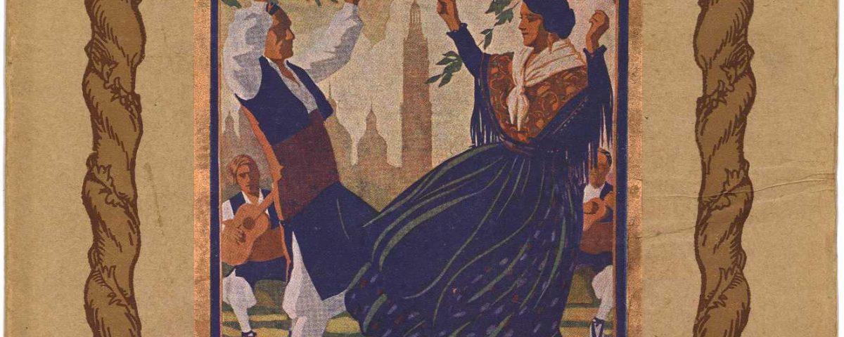 Portada de la revista publicada en septiembre de 1926